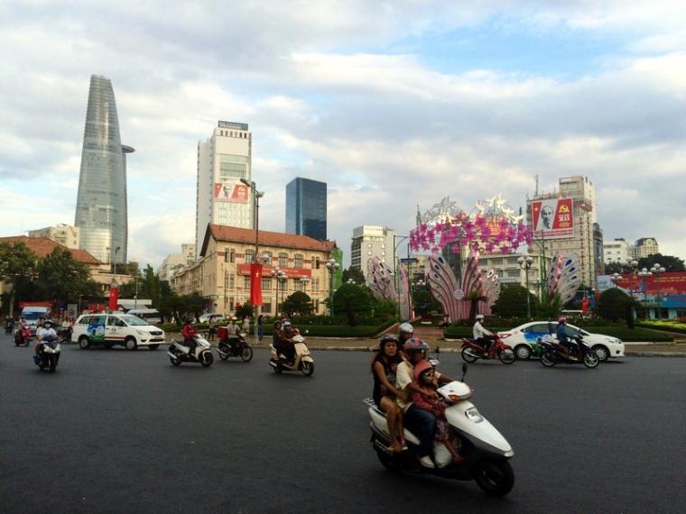 我眼中的越南